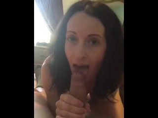 Huge dildo whore