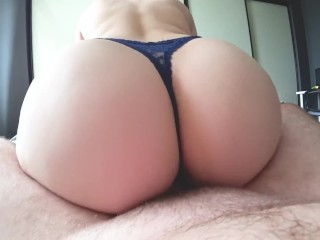 Massive booty porn video