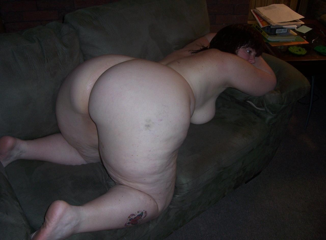 Ass nude girls with a large penis