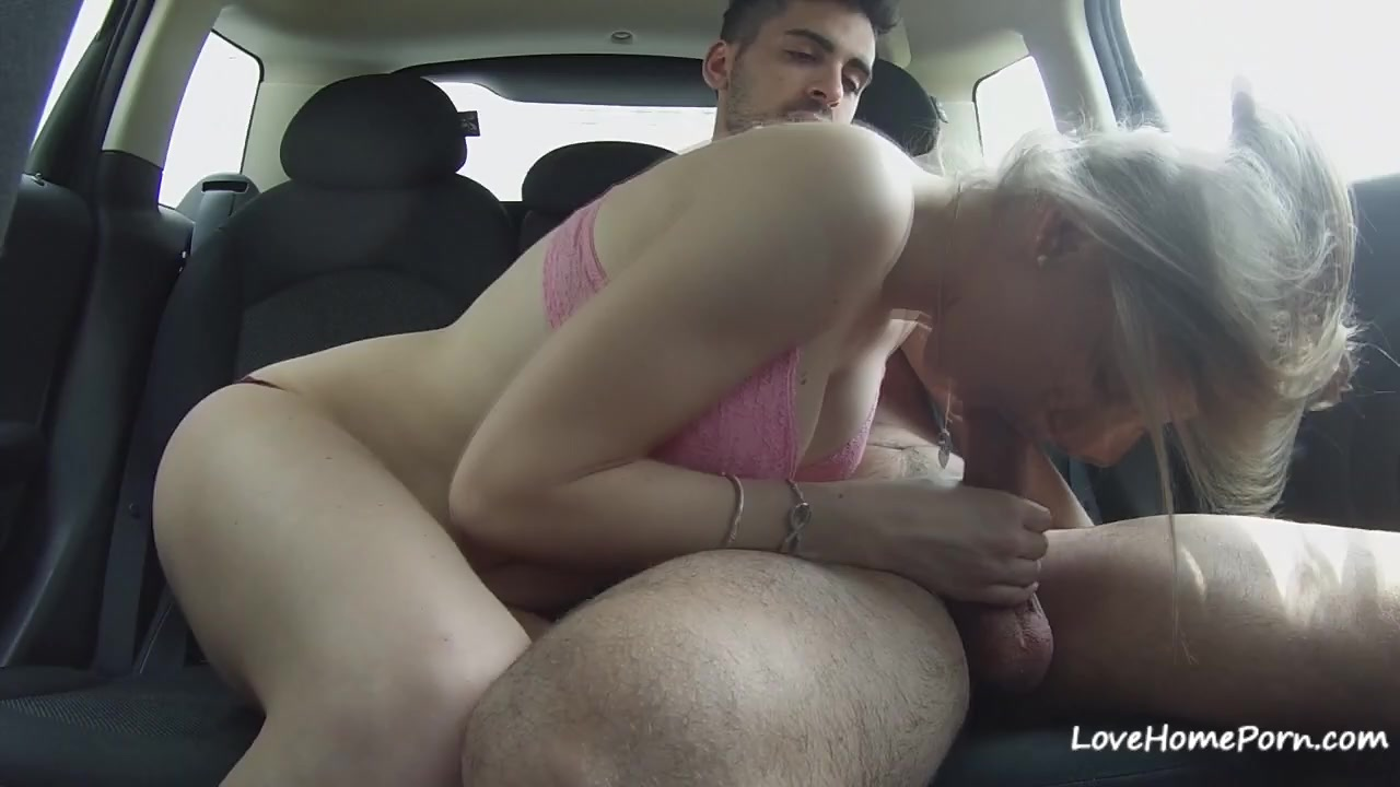 Hot sex with son