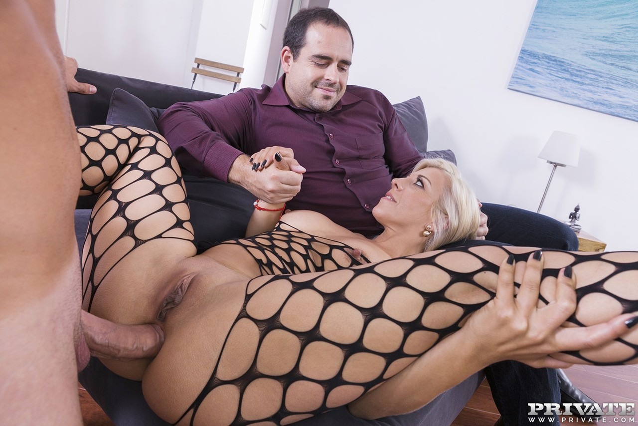 Sex free pantyhose gallery honey blonde